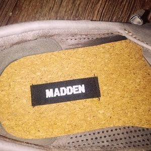 Steve Madden Shoes - Steve Madden Size 13 Minnow Grey Mens Boat Shoes
